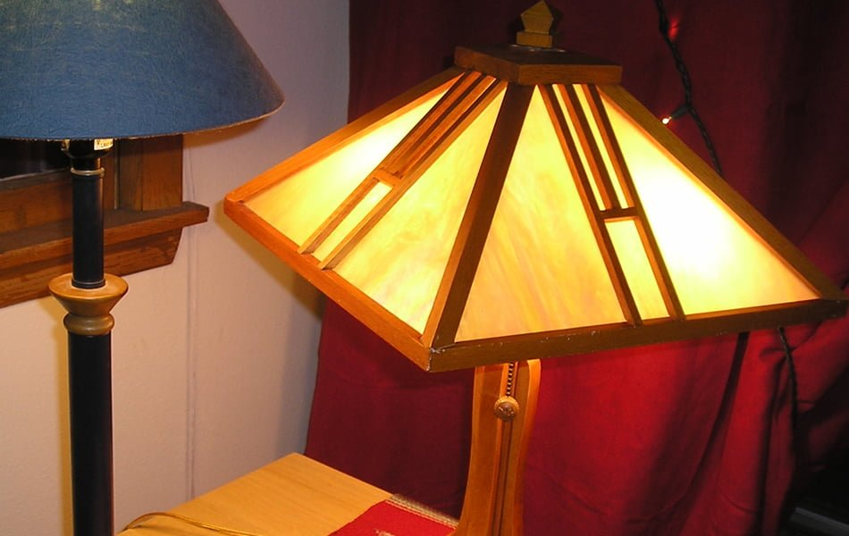 Lamp Shades a brief discussion