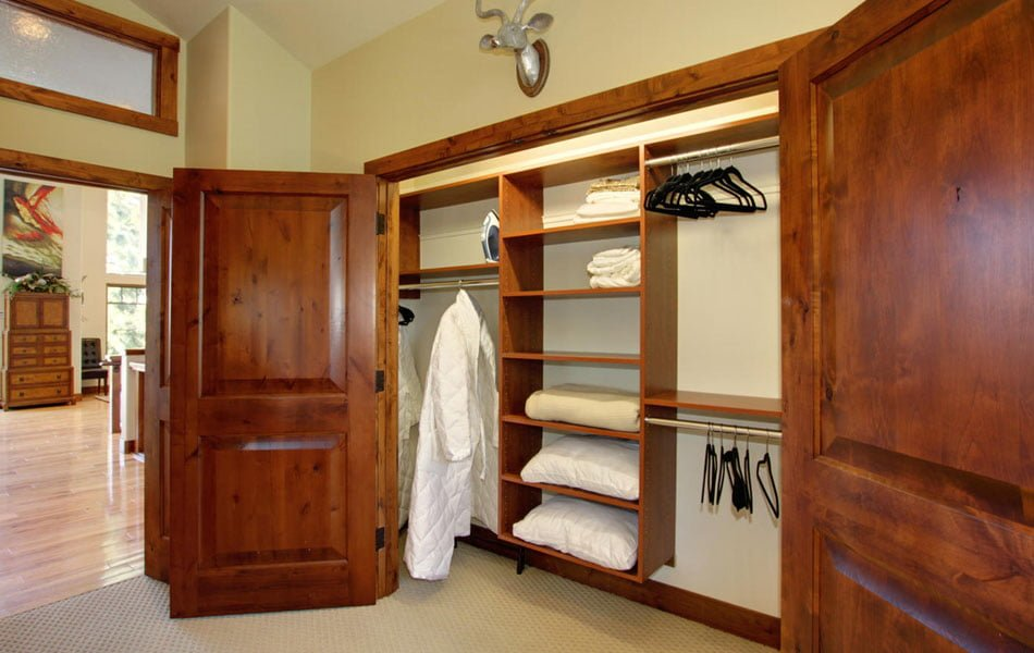 Top 3 closet design ideas for bedrooms