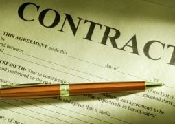 Settling-a-Real-Estate-Contract