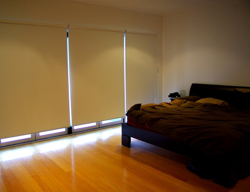 Block Out Roller Blinds benefits