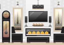6 Ways to Creatively Organize Your Living Room
