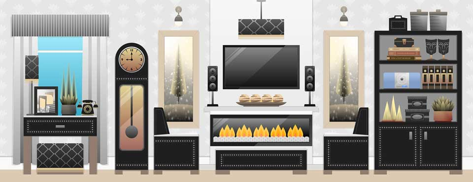 Organize-Living-Room
