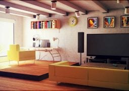 5 Best Decor ideas for a Studio Apartment