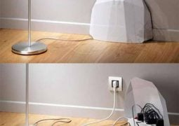 Creative DIY Hacks for Hiding Unpleasant Wires in Sight