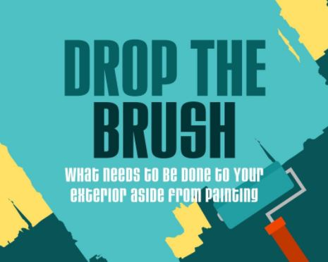 Drop-the-brush
