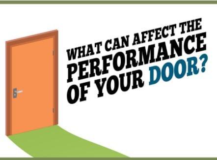 Performance of Your Door