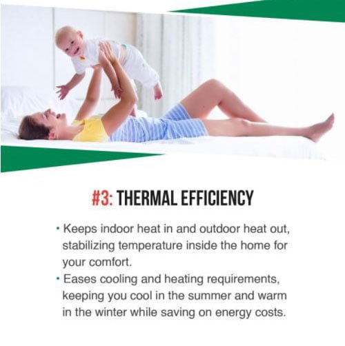 Thermally-Efficient