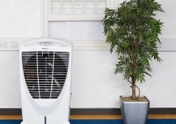 Evaporative-Cooler-System