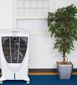 Evaporative-Cooler-System