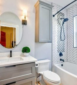 How to revamp your old bathroom