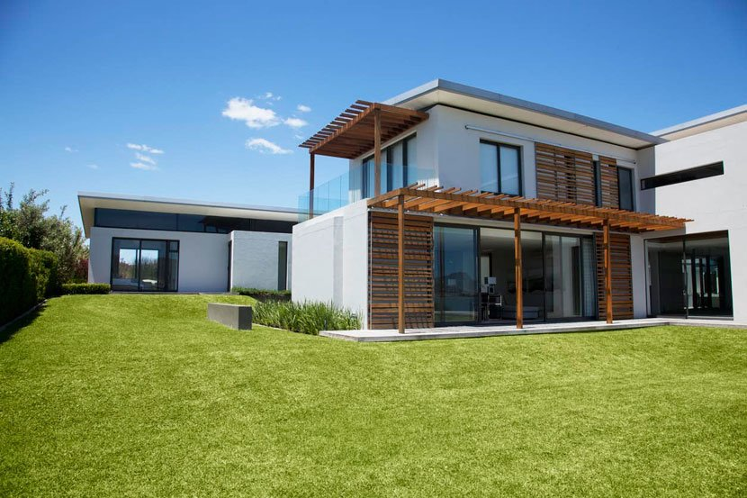 types of modern concrete homes