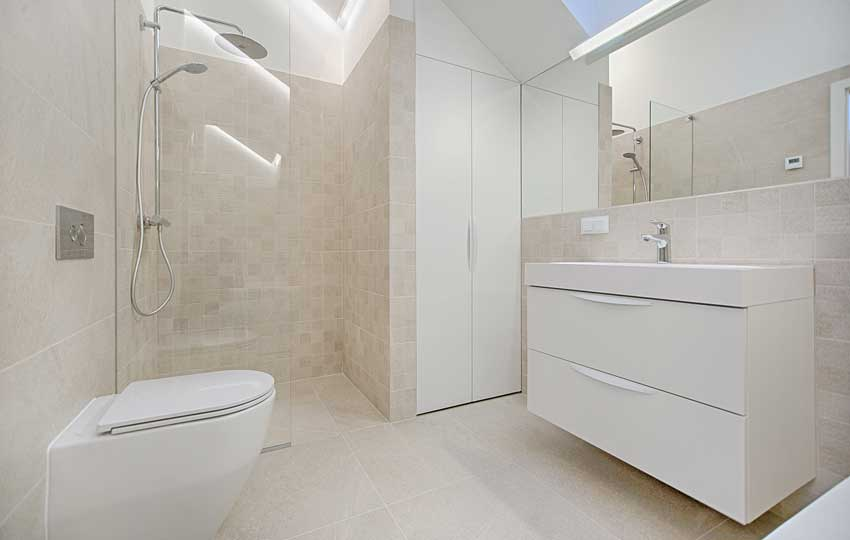 choose Flooring for Bathroom Renovation