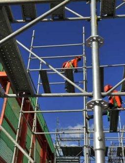 scaffolding-work
