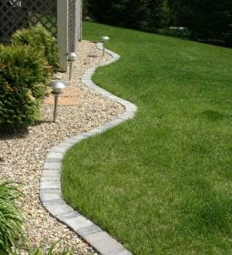 Perfect Edges for Your Garden Beds