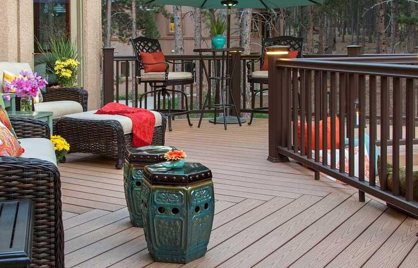 design garden deck