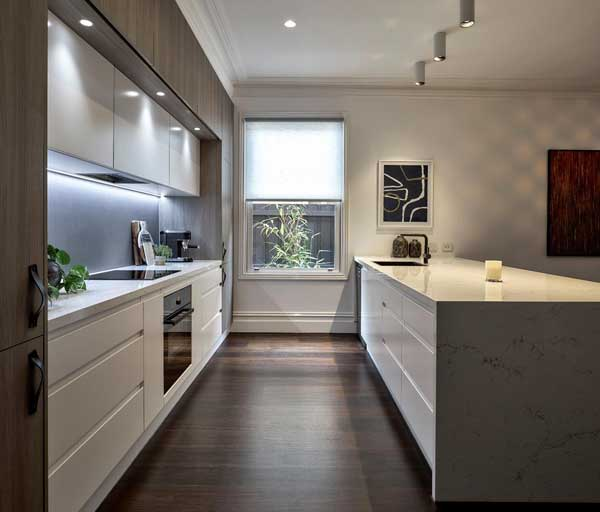 coping through your kitchen renovation