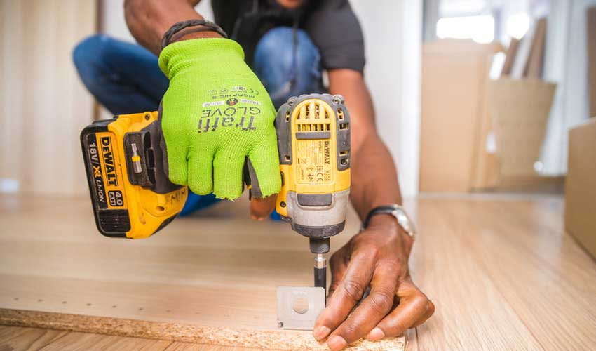 Different DIY Projects Using Cordless Battery Drills